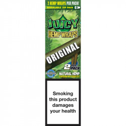 JUICY HEMP WRAPS ORIGINAL(25)